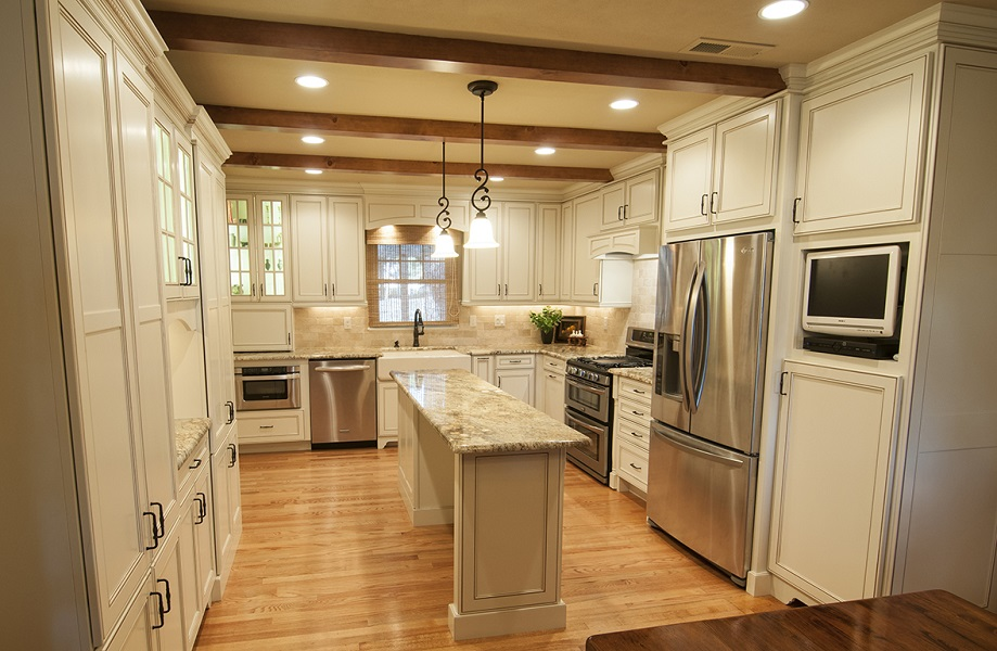Excellent Lake House Kitchen Ideas Painting